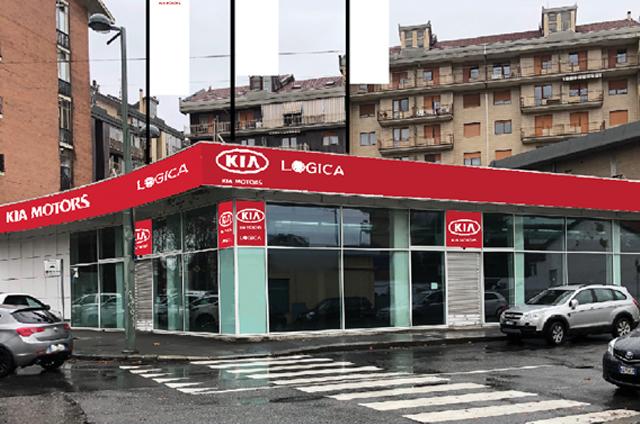 Gruppo Logica apre a Torino una nuova sede Kia