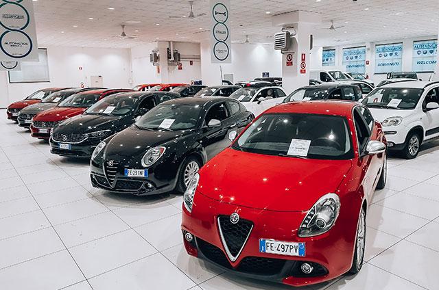 Auto, Gruppo Intergea: Oltre 52mila auto vendute nel 2020